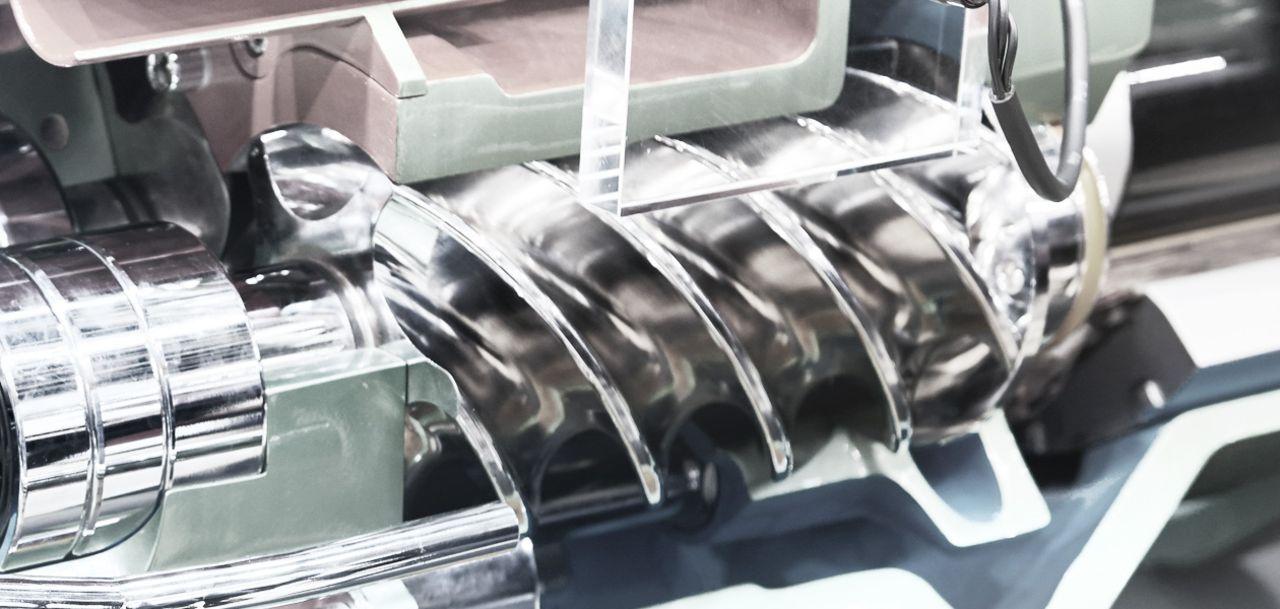 Maschinenelemente von Spieth bieten bei Pumpen und Kompressoren sowie bei der Vakuumerzeugung eine hohe Prozesssicherheit.