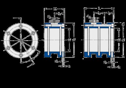 Führungsbuchsen der Baureihen FSK/FSL von Spieth eignen sich für die Spieleinstellung durch integrierte Stellschrauben für die Wellenpassung g5.