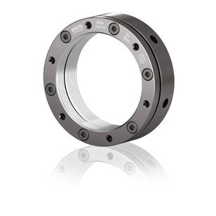 Spieth MSA series locknuts have a reduced contact surface.