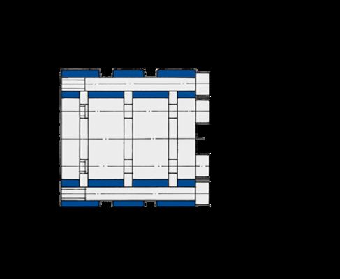 Dimensionen Spannsätze DSL, Spieth