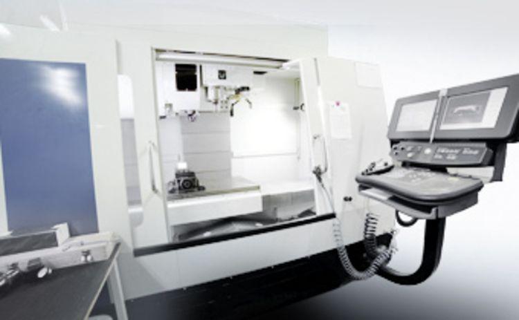 Im Werkzeugmaschinenbau sind Stellmuttern, Spannsätze und Spannmuttern von Spieth gefragt.